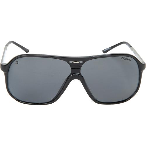 Óculos de Sol Absurda Masculino Liberdade – Preto   Preto Brilho – Tamanho  Único 0ed4b37113